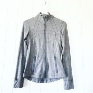 Lululemon Define Jacket Brushed Heathered Slate